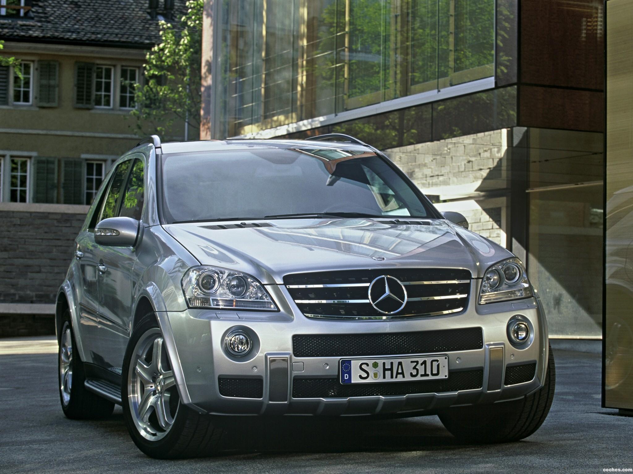 Foto 0 de Mercedes Clase M ML63 AMG 2006