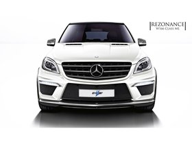 Fotos de Mercedes Clase M ML63 Revozport Rezonance W166 2013