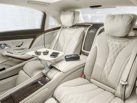 Ver foto 22 de Mercedes Maybach S 600 X222 2015