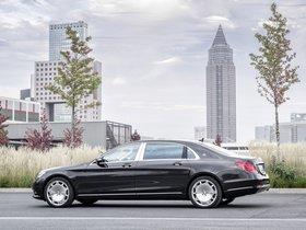 Ver foto 20 de Mercedes Maybach S 600 X222 2015