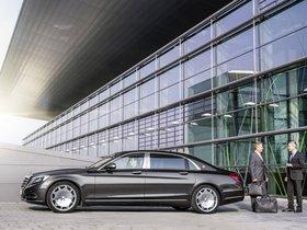 Ver foto 18 de Mercedes Maybach S 600 X222 2015