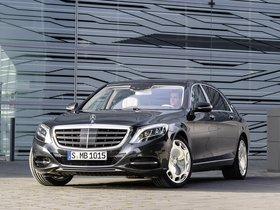 Ver foto 17 de Mercedes Maybach S 600 X222 2015