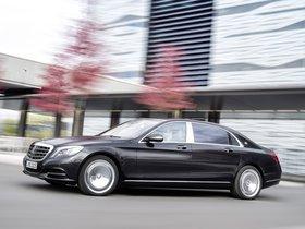Ver foto 16 de Mercedes Maybach S 600 X222 2015