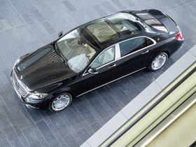 Ver foto 14 de Mercedes Maybach S 600 X222 2015