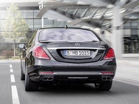 Ver foto 13 de Mercedes Maybach S 600 X222 2015