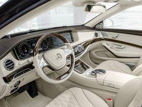 Ver foto 30 de Mercedes Maybach S 600 X222 2015