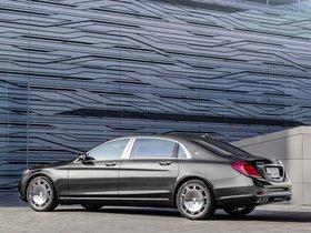 Ver foto 12 de Mercedes Maybach S 600 X222 2015