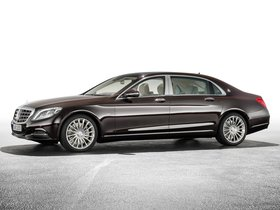 Mercedes Clase S Maybach S 500