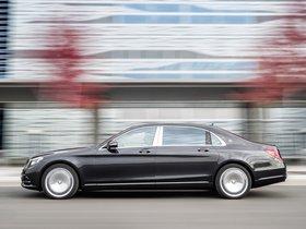 Ver foto 10 de Mercedes Maybach S 600 X222 2015