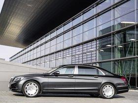 Ver foto 9 de Mercedes Maybach S 600 X222 2015