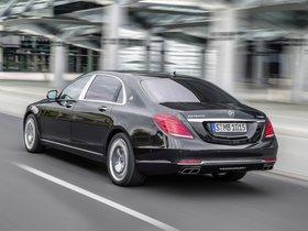 Ver foto 8 de Mercedes Maybach S 600 X222 2015