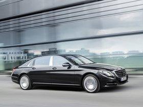 Ver foto 6 de Mercedes Maybach S 600 X222 2015