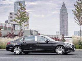 Ver foto 5 de Mercedes Maybach S 600 X222 2015