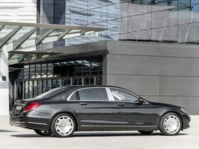 Ver foto 4 de Mercedes Maybach S 600 X222 2015