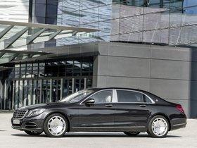 Ver foto 3 de Mercedes Maybach S 600 X222 2015