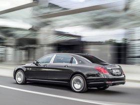 Ver foto 2 de Mercedes Maybach S 600 X222 2015