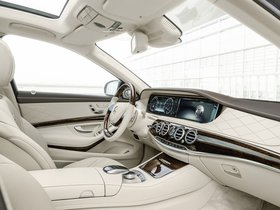 Ver foto 28 de Mercedes Maybach S 600 X222 2015