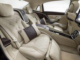 Ver foto 27 de Mercedes Maybach S 600 X222 2015