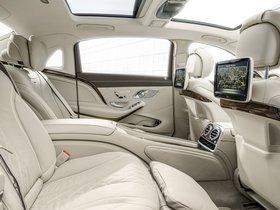 Ver foto 26 de Mercedes Maybach S 600 X222 2015