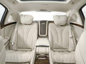 Ver foto 25 de Mercedes Maybach S 600 X222 2015