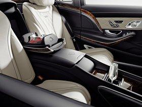 Ver foto 24 de Mercedes Maybach S 600 X222 2015