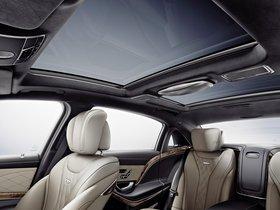 Ver foto 23 de Mercedes Maybach S 600 X222 2015