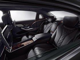 Ver foto 7 de Mercedes Maybach S500 4MATIC X222 2015