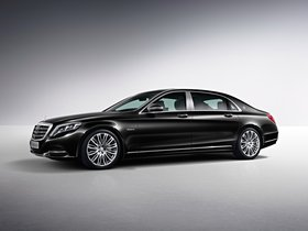 Ver foto 6 de Mercedes Maybach S500 4MATIC X222 2015