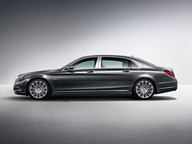 Ver foto 5 de Mercedes Maybach S500 4MATIC X222 2015