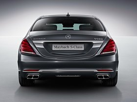 Ver foto 4 de Mercedes Maybach S500 4MATIC X222 2015