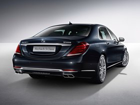 Ver foto 3 de Mercedes Maybach S500 4MATIC X222 2015