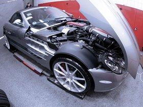 Ver foto 5 de Mercedes SLR McLaren Roadster Famous Parts 2013