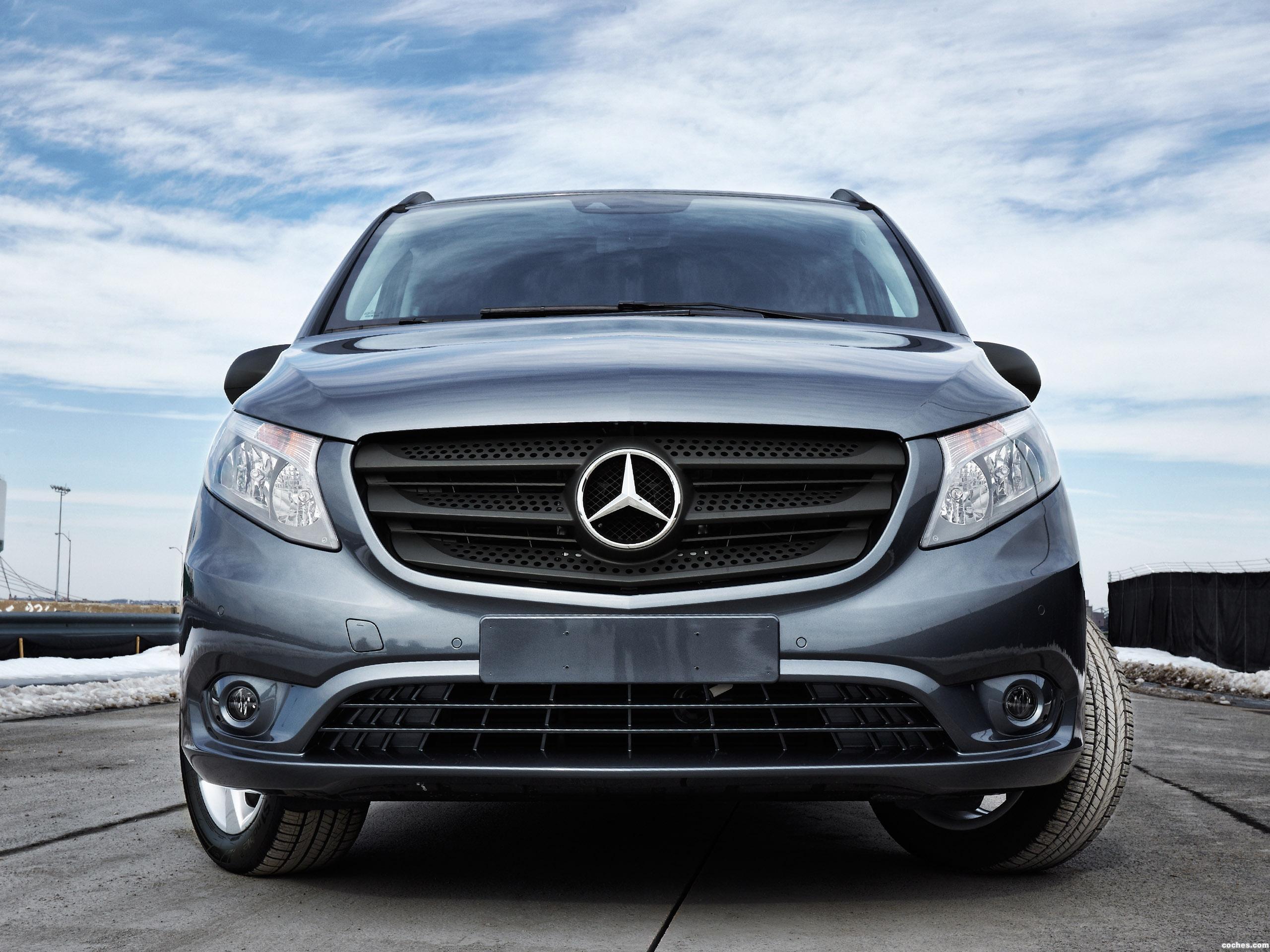 Foto 0 de Mercedes Metris 2015