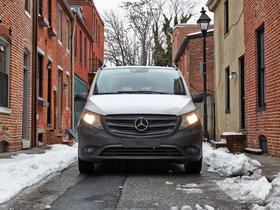 Ver foto 5 de Mercedes Metris Van 2015