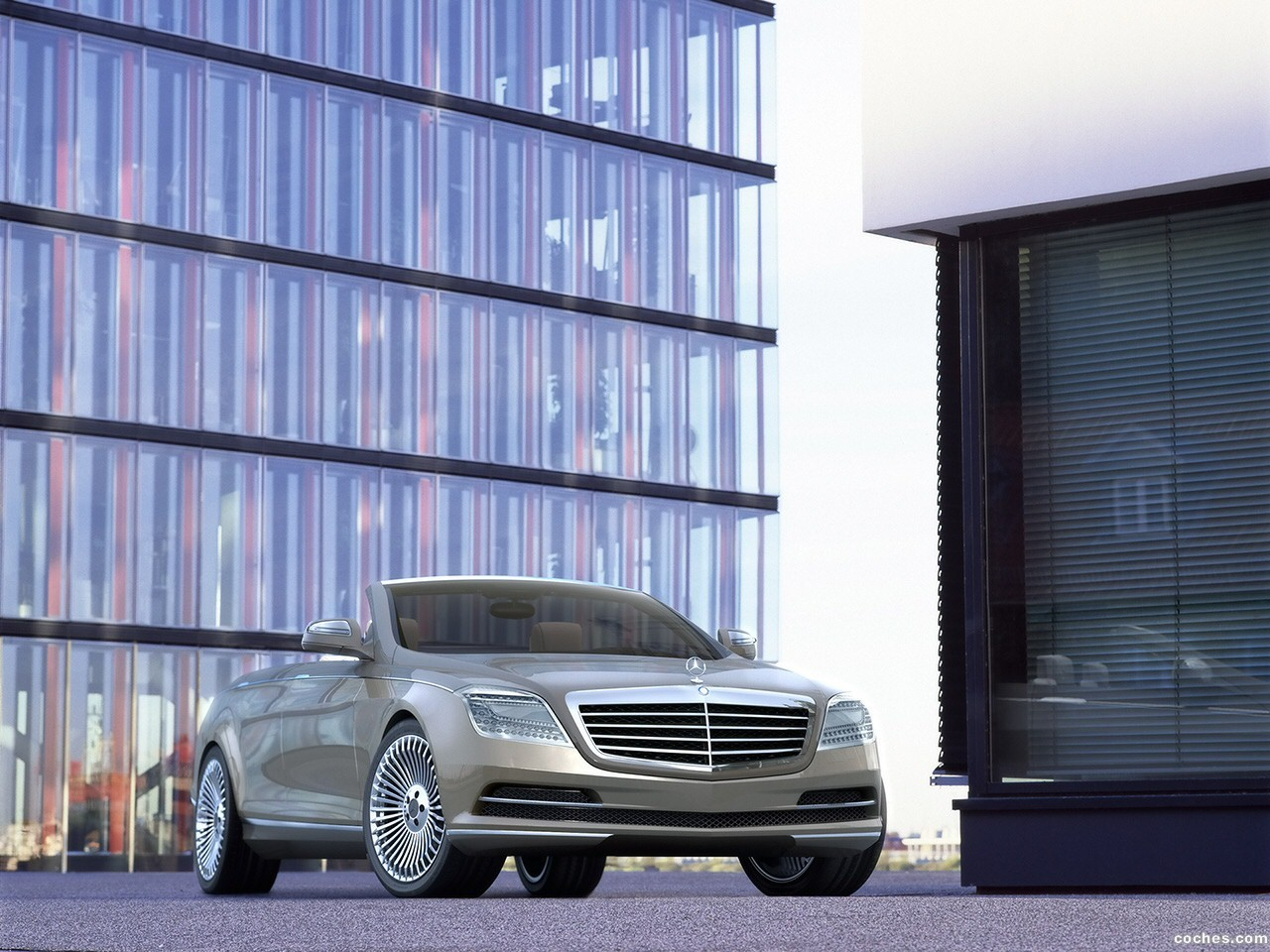 Foto 0 de Mercedes Ocean Drive Concept 2006