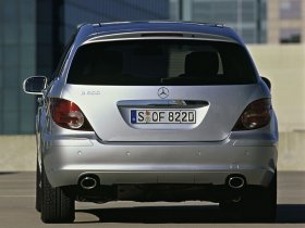 Ver foto 12 de Mercedes Clase R 2006