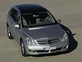 Ver foto 8 de Mercedes Clase R 2006