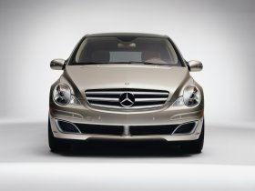 Ver foto 3 de Mercedes Clase R 2006