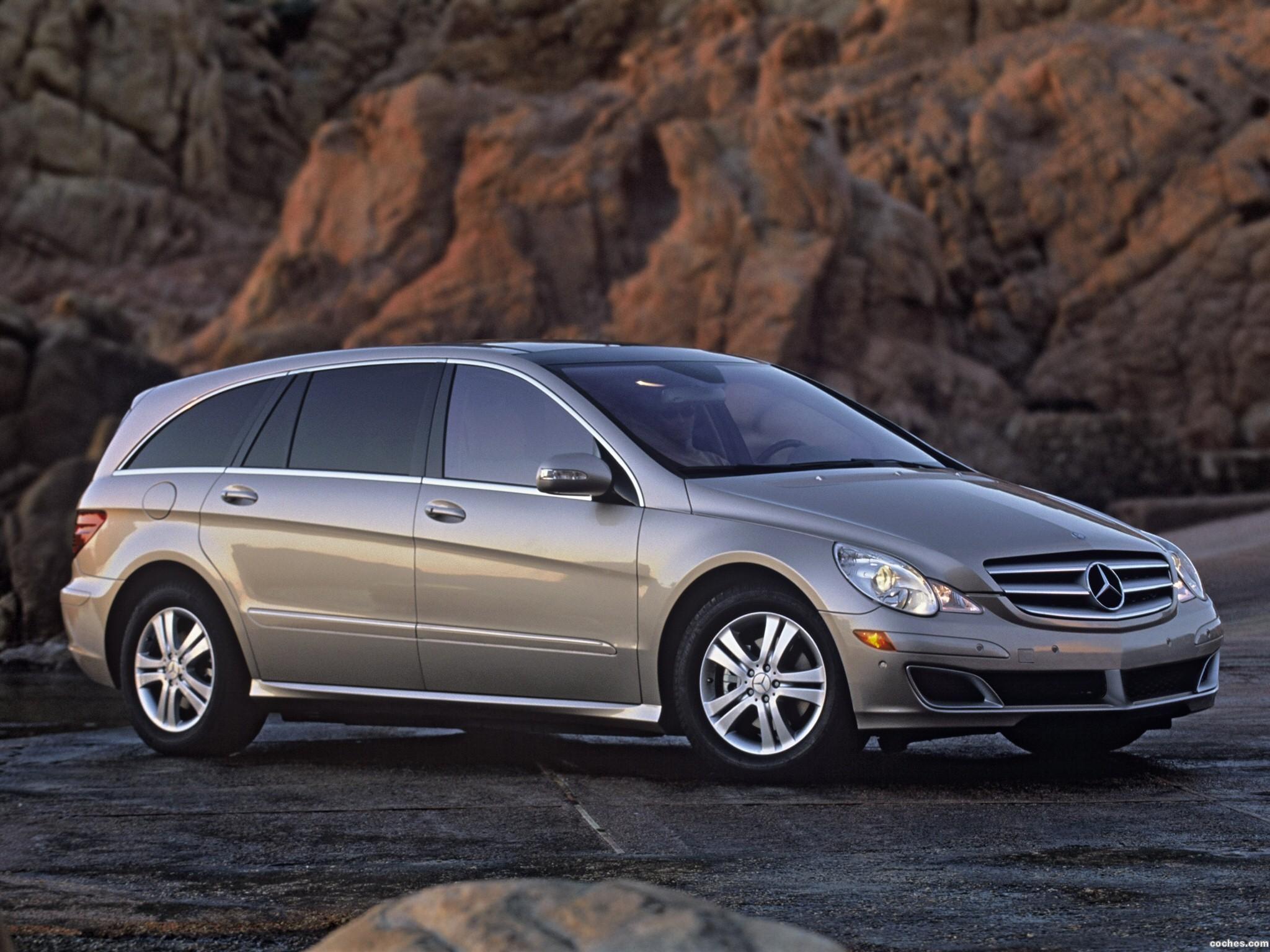 Foto 0 de Mercedes Clase R 2006