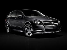Ver foto 28 de Mercedes Clase R 2010