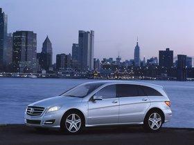 Ver foto 26 de Mercedes Clase R 2010