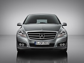 Ver foto 21 de Mercedes Clase R 2010