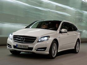 Ver foto 6 de Mercedes Clase R 2010