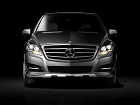 Ver foto 30 de Mercedes Clase R 2010