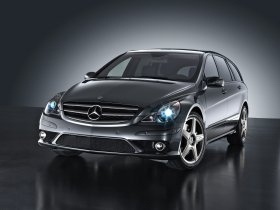 Ver foto 1 de Mercedes Clase R AMG 2006