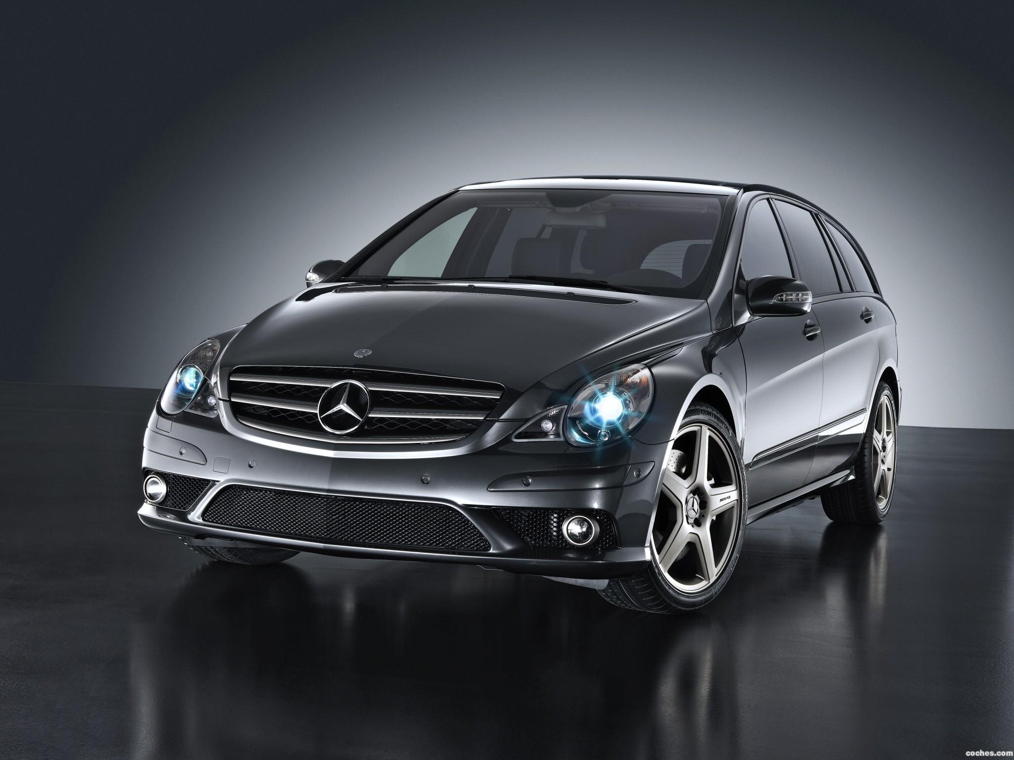 Foto 0 de Mercedes Clase R AMG 2006