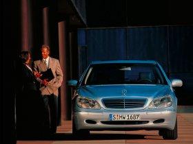 Ver foto 29 de Mercedes Clase S 1998