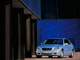 Ver foto 27 de Mercedes Clase S 1998
