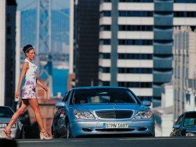 Ver foto 26 de Mercedes Clase S 1998
