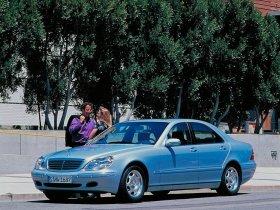 Ver foto 25 de Mercedes Clase S 1998